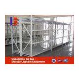 Office / Factory Storage Light Duty Racking System Industrial Shelving Units ISO / TVU