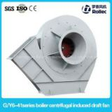 G / Y6-41 series boiler centrifugal induced draft fan