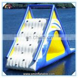 Factory price inflatable water climbing wall,inflatable climbing water slide,inflatable water park for sale