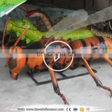 KAWAH for shopping mall Decorative animatronic insect