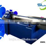 Big size double head glass uv printing machine for glass company use