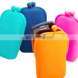 Silicone Purse.Silicone Coin Bag , Women Wallet. Silicone Coin Wallet