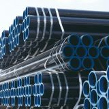 3PE Coated low temperature carbon steel pipe Hot drawn , DING 30670 , API5L