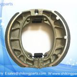 Non asbestos brake shoe for Honda,good quality drum brake shoes
