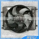 Electric Cooling Fan/ Radiator Fan Assembly 2045000493 2049061403 for Mercedes W204 W212 W207 C218