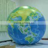 3m inflatable earth balloon,inflatable earth globe beach ball,inflatable giant beach ball