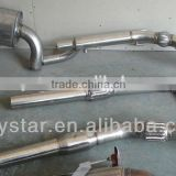 exhaust downpipe for vw 1.8t for Jetta for Golf for MKIV