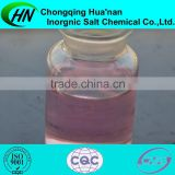 High quality and high purity nitrate salts solution Manganese Nitrate Solution in the metal bonderizing