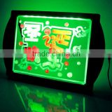 New Design Item Led Toilet Sign Board
