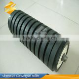 rubber belt conveyor uhmwpe conveyor roller /belt conveyor idler roller