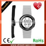 OEM Direct Factory Body Fitness Heart Monitor Watch with Pedometer Sport Calorie Counter Large LCD Digital Watch