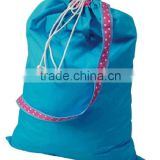 Alibaba hot sale backpack laundry bag
