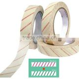 autoclave sterilization tape/bacteria indicator tape and sterilization indicator tape for steam