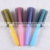Anti-static Hairdressing For Salon/Home Protective Curly Round Brush Hair Comb