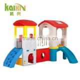 2016Children Colorful Plastic Slide Playhouse                                                                         Quality Choice