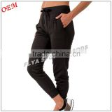OEM custom women's casual sport pants high quality sportswear jogger sweatpants athletic pants