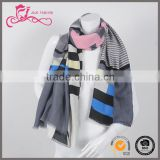 Factory main products! hijab organic cotton scarf,digital print custom design cotton scarf for women