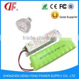 Emergency kit power failure emergency operation for Emergency light 5W 1.5hours with uninterruptible power supply