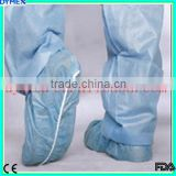 Nonwoven PP/PE/PVC/SMS Disposable Shoe Cover Made in China