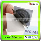 Free samples rfid nfc tag for animal for mobile payment