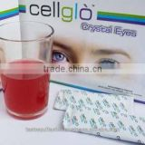 Cellglo Crystal Eye Eye Care Revolution/ Eye Protect With ASTAXANTHIN and LUTEIN powder/ Health Drink for Eye and Body