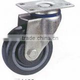 high quality PU Caster with PP core,ball bearing