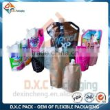 Washing Liquid Packaging/Spout Bag With Logo Printing(BPA Free)                                                                         Quality Choice