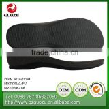 women european size casual durable wedges tpr outsole