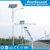EverExceed 40W 50W 60W Solar Power Street LED Light System with 12/24v Circuit for customized system