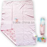 2016 OEM Care Bears 100% Cotton blankets baby blanket