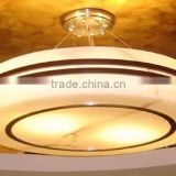 Modern banquet hall ceiling chandelier lighting