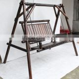 Easy Assembly Wooden Furniture Double Swing                                                                         Quality Choice