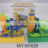 B/o Digital Display Marble Game with light and music ball bearing maze game sliding ball game