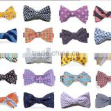 New Fashion adjustable handmade ribbon bow tie girls bow tie                                                                         Quality Choice