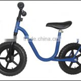 14 inch aluminum safe light balance bike for kids