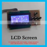 3dprinter lcd Smart Controller Display With large-screen LCD 2004 3D Printer Accessory