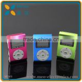 Wholesale Mini Mp3 player with screen, Music Downloads Support Micro TF Card mini clip Mp3 Player