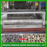 Almond shell and separation machine