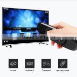Factory direct sales 2.4Ghz C120 Wireless Fly Air Mouse Keyboard Remote Control For XBMC Android TV
