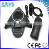 3X omnidirectional, intelligent adjustment 220V AC/50HZ CE FCC meeting table conference table microphone