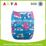 Alva Unicorn Pattern Wholesaler of Baby Cloth Diapers Manufacture in China                                                                         Quality Choice