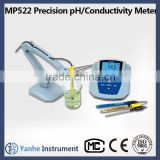 MP522 Bench top Precision pH/Conductivity/mV/Temp meter ph ec meter