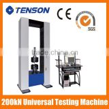 WDW-T200KN Electronic tensile strength tester lab equipment+physics laboratory equipment+pull testing equipment