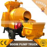 China manufacture concrete punp for sale,DORSON 30CBM powerful mini concrete mixer pump for sale