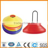 red .blue .orange color Football training equipment