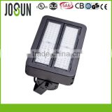 ul listed 5 years warranty IP65 waterproof stainless steel 150w bridgelux led flood light