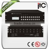 ITC TS-9208A Expandable and Seamless HDMI 8x8 Matrix Switcher