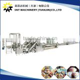 Automatic Noodle Making Machine/Continuous Non-fried Instant Noodle Production Line/Dried Noodle Machine