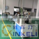 cereal bar full automatic feeding packaging production line machine