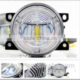 Super brightness E4 approved led fog light for renault led drl fog light
